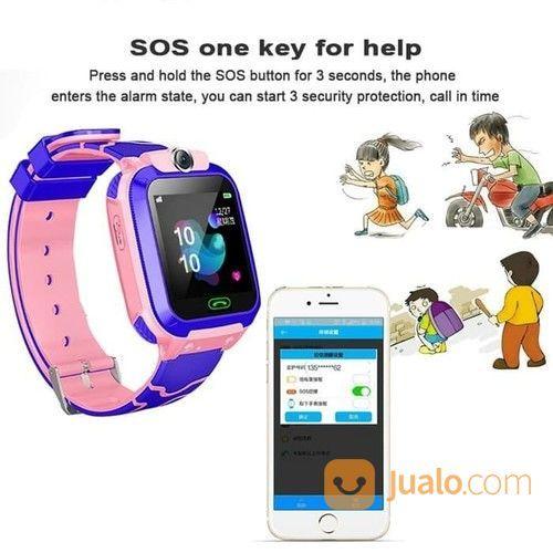 Smartwatch Kids Q12 Bukan Imo / m / im / ppl / pl / amsun / iaomi Bisa Telpon Kamera Game (20784855) di Kota Semarang