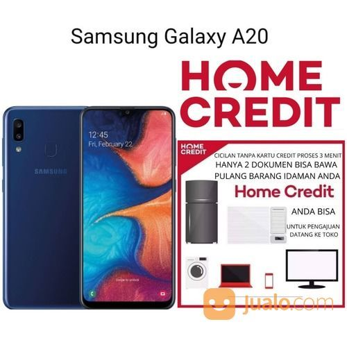 Samsung Galaxy A20 Bisa Cicilan Tanpa Kartu Credit (20788995) di Kota Jakarta Barat