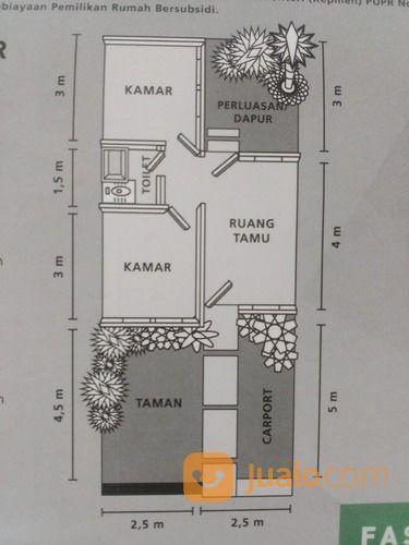 'Kini Saat Nya Dapatin Rumah Subsidi Rasa Cluster, Ready Di Pasiraya' (20793111) di Kab. Bekasi