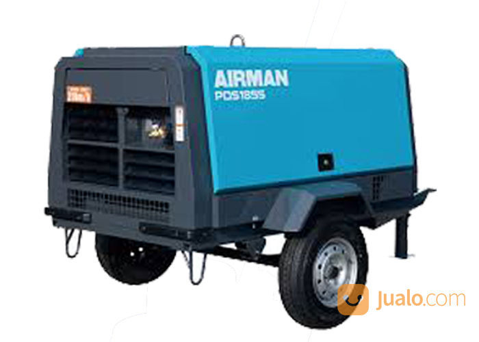 Sewa Kompresor Airman PDS 175/185S 70PK 7 Bar (20798551) di Kota Bekasi