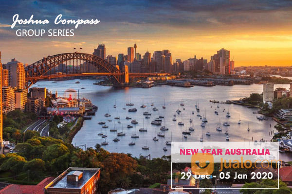 PROMO PAKET TOUR AUSTRALIA AKHIR TAHUN 2019 DARI SURABAYA (20802795) di Kota Surabaya