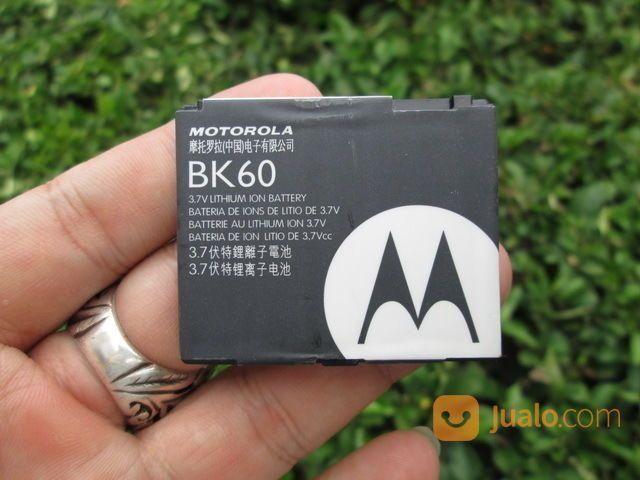 Baterai Motorola BK60 Original L7 E8 E9 Original Motorola 880mAh (20805591) di Kota Jakarta Pusat