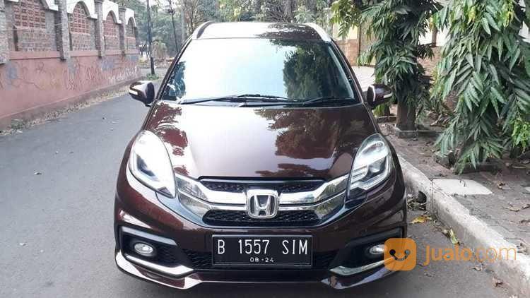 Honda Mobilio Rs 1.5 Cc Th' 2014 Automatic (20818067) di Kota Jakarta Timur