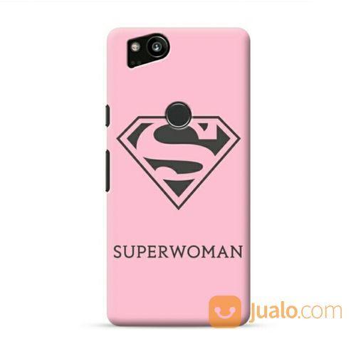 Superwomen Google Pixel 2 Custom Hard Case (20818819) di Kota Bekasi