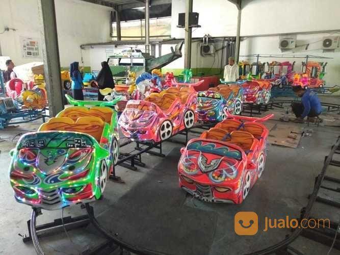 Usaha Persewaan Mini Coaster Odong Rjm Pancingan Magnet (20821731) di Kab. Alor