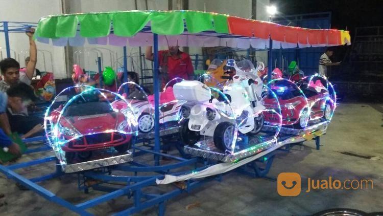 Mainan Ank Kereta Panggung Odong Rjm Mobil Aki Mini (20821827) di Kab. Pangkajene Kep.