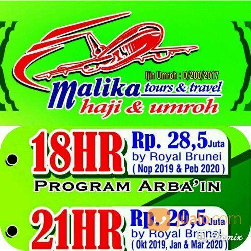 Paket Umroh Malika Jember (20834975) di Kab. Jember