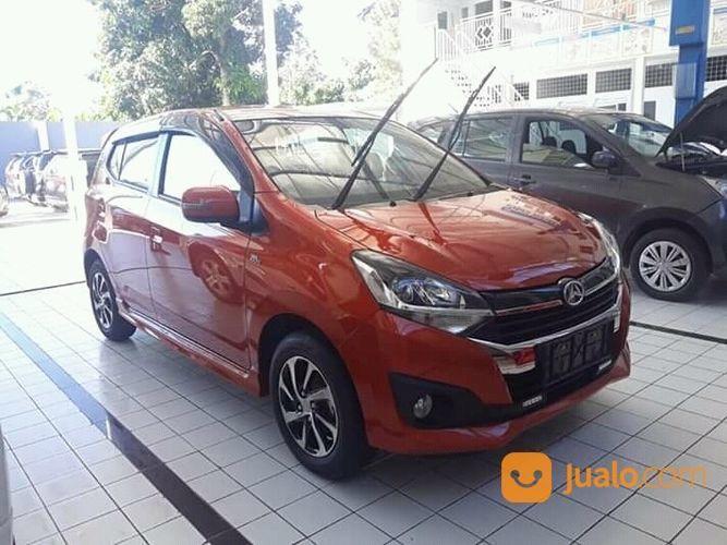 DP 20juta NEW AYLA 1.2 R MT (20848891) di Kota Tangerang Selatan