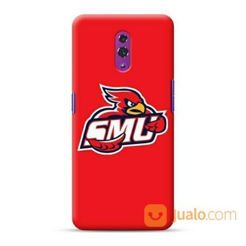 SMU Cardinal Logo Oppo Reno Custom Hard Case (20858167) di Kota Bekasi
