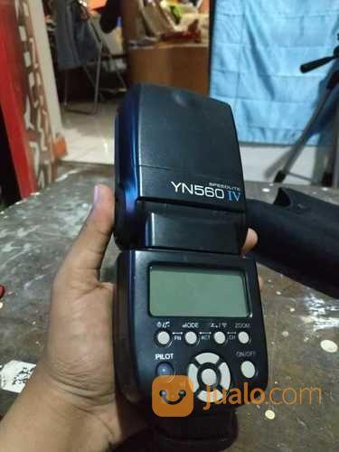 Flash yongnou speedli aksesoris kamera lainnya 20863819