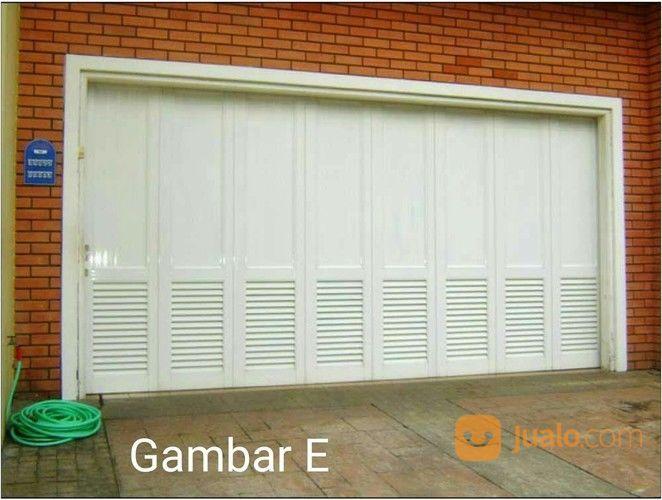 Pintu Garasi Pintu Plat Handerson Untuk Ruko Dll (20875351) di Dayeuh Kolot