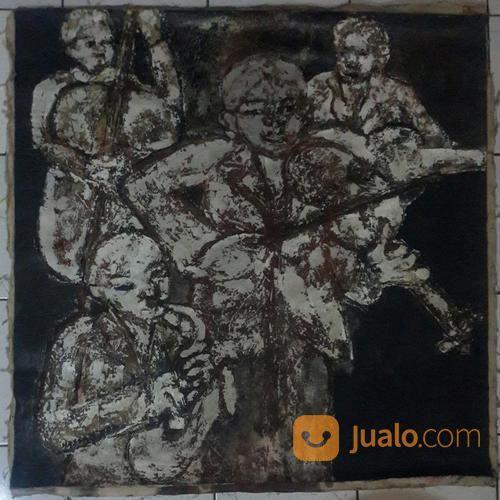 Lukisan musik karya m hobi seni 20877579