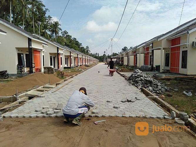 Rumah Type 45 Pontianak Siap Huni Cash (20877951) di Kota Pontianak