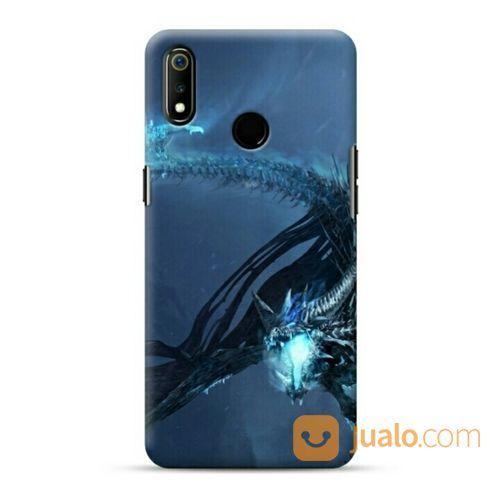 World Of Warcraft Ice Dragon Oppo Realme 3 Pro Custom Hard Case (20905215) di Kota Bekasi