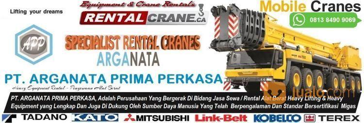 Spesialis Rental Crane (20906299) di Kota Jakarta Utara