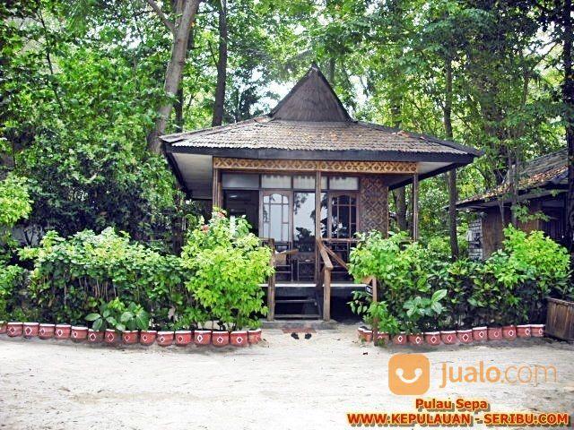 Penginapa Cottage Pulau Sepa Resort (20924879) di Kota Jakarta Timur