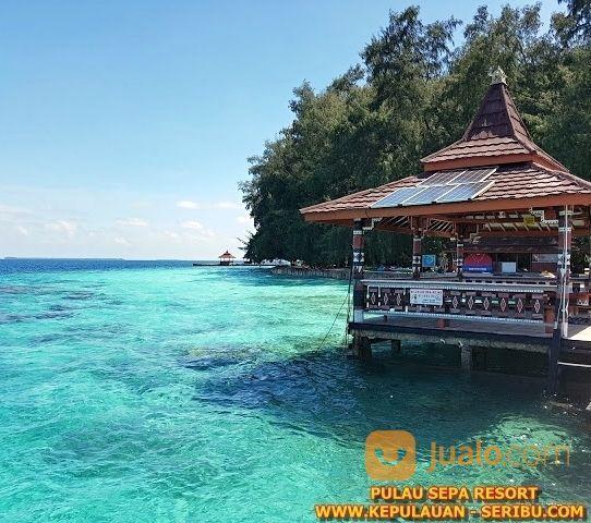 Penginapa Cottage Pulau Sepa Resort (20925395) di Kota Jakarta Timur