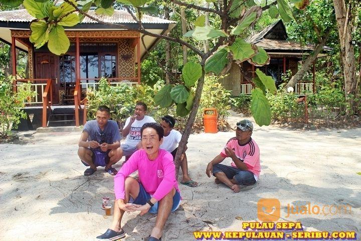 Penginapa Cottage Pulau Sepa Resort (20925403) di Kota Jakarta Timur