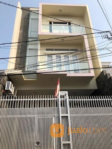 Rumah 3.5 Lantai Full Furnish Di Sunter Jakarta Utara (20935603) di Kota Jakarta Timur