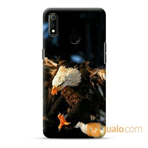 Eagle Hawk Oppo Realme 3 Custom Hard Case (20942475) di Kota Bekasi