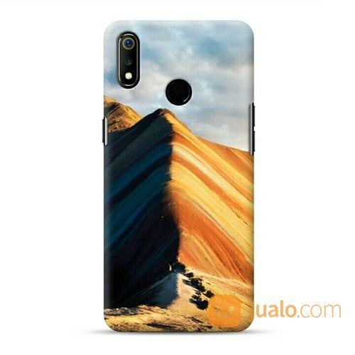 Arid Desert Oppo Realme 3 Custom Hard Case (20949747) di Kota Bekasi