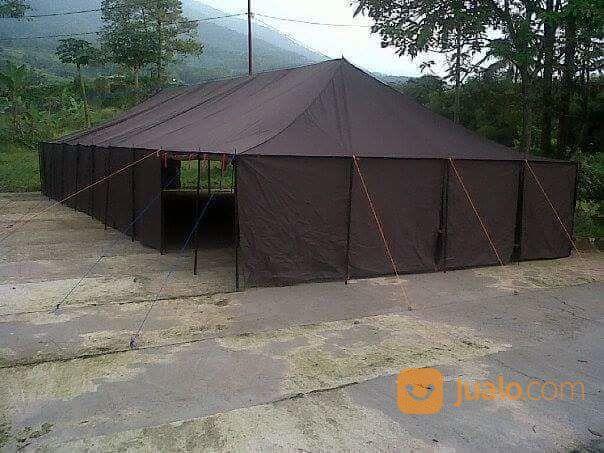 Tenda Peleton 6x12x2,5 Barak Komando (20972087) di Kota Bandung