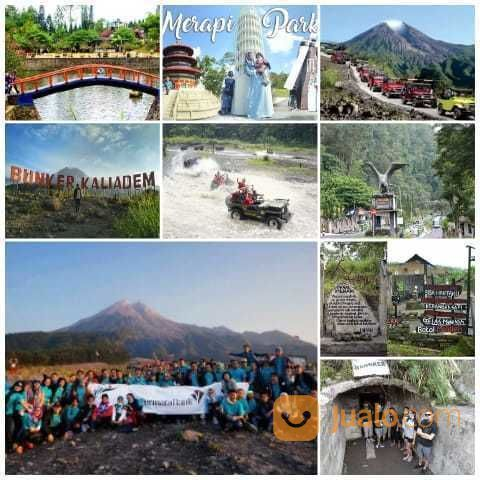 Voucher Paket Wisata Jogja 2 Hari 1 Malam (20975423) di Kota Yogyakarta