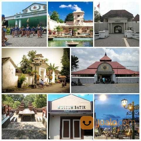 Voucher Paket Wisata Jogja 2 Hari 1 Malam (20975435) di Kota Yogyakarta