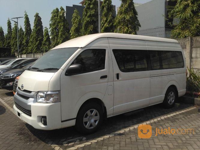 Ready Stock Hiace Commuter Putih Cash/ Credit Dibantu Sampe APPROACH (20975627) di Kota Jakarta Utara