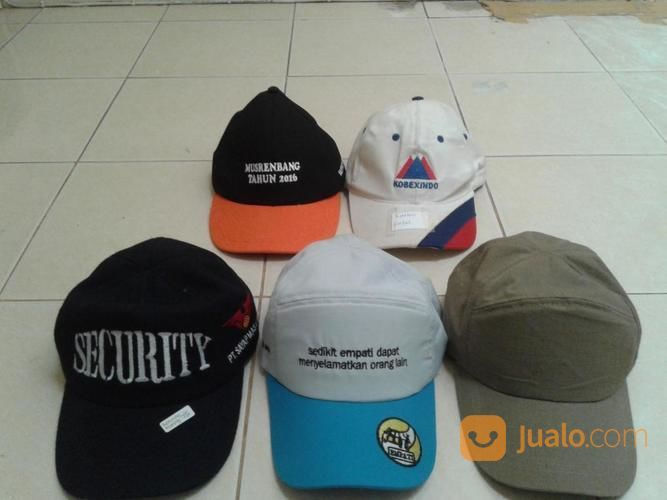 Konveksi Topi Promosi Berkualitas Harga Termurah (20977239) di Kota Tangerang