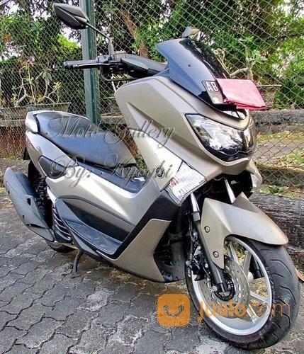 Yamaha Nmax 155 Non-ABS, Warna Abu-Abu / Gunmetal Grey 2016 (20983419) di Kota Yogyakarta