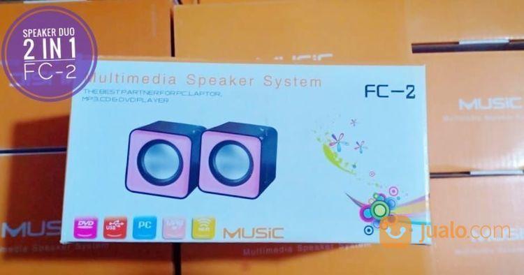 Groskr Termurah Speaker 2 In 1 FC-2 (20983451) di Kab. Pasuruan