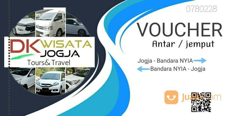 Voucher Tiket Yogyakarta Kota Bandara NYIA Kulon Progo Dan Sebaliknya (20984547) di Kota Yogyakarta