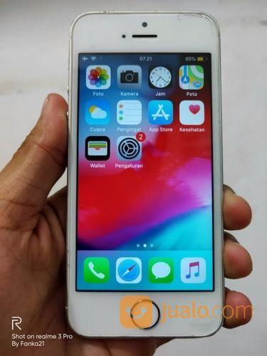 Iphone 5s 16 gb kincl handphone apple 20996383