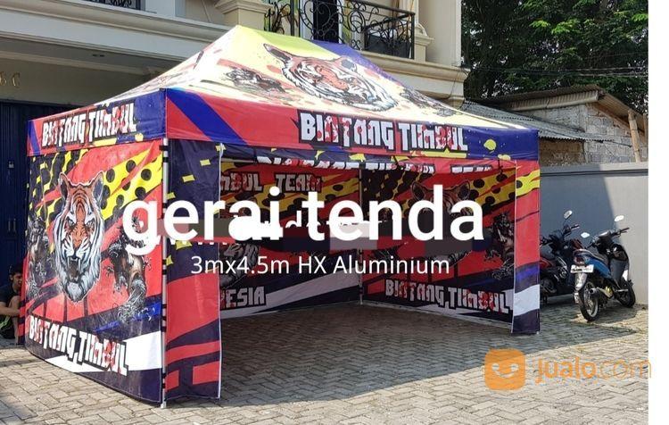 Tenda Paddock - Tenda Balap - Tenda Dagang 3x4,5m (20997595) di Kota Jakarta Barat
