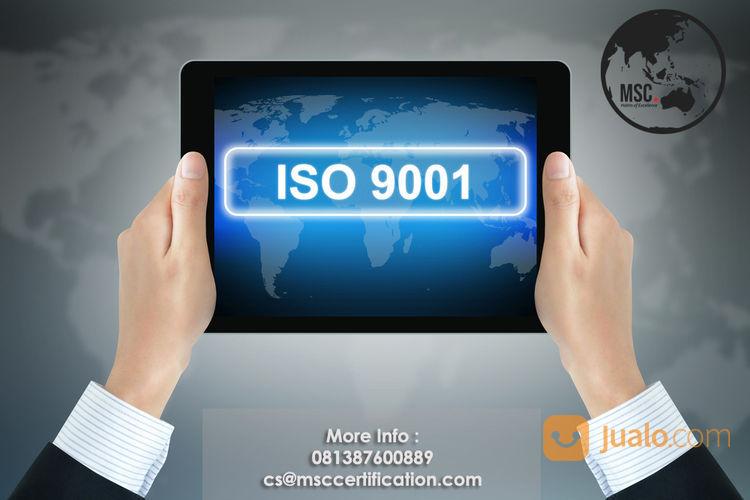 Prinsip Manajemen Mutu Iso 9001 (21003335) di Kab. Bandung