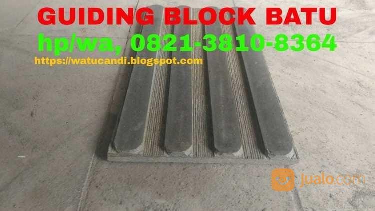 Batu Keramik Guiding Block Lantai Petunjuk Pejalan Kaki Tunanetra Difabel (21014287) di Kota Pekanbaru