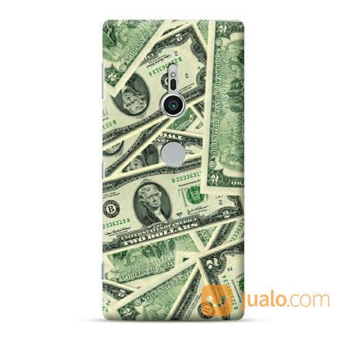 Money Sony Xperia XZ2 Custom Hard Case (21028815) di Kota Bekasi