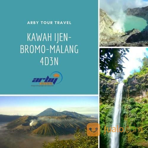Paket Wisata Kawah Ijen Bromo Malang 4 Hari 3 Malam (21037515) di Kab. Sidoarjo