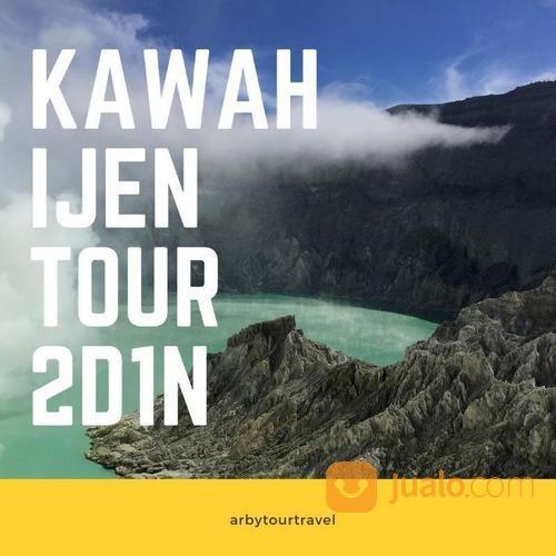 Paket Tour Kawah Ijen 2 Hari 1 Malam (21042555) di Kab. Sidoarjo