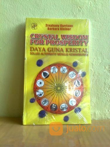Buku Daya Guna Kristal (21042959) di Kota Semarang