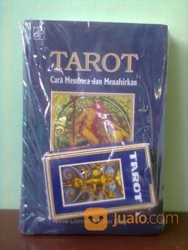 Buku TAROT UMUM + Bonus Kartu (21042967) di Kota Semarang