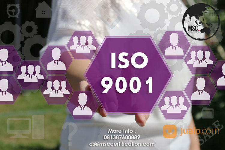 Training For Iso Certification (21043063) di Kab. Bandung