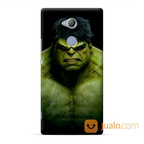 Hulk Smash Soalnya Xperia XA2 Ultra Custom Hard Case (21050307) di Kota Bekasi