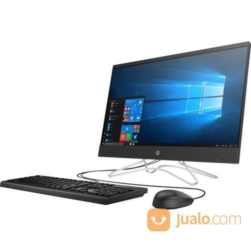 Hp all in one 200 g3 komputer desktop 21051367