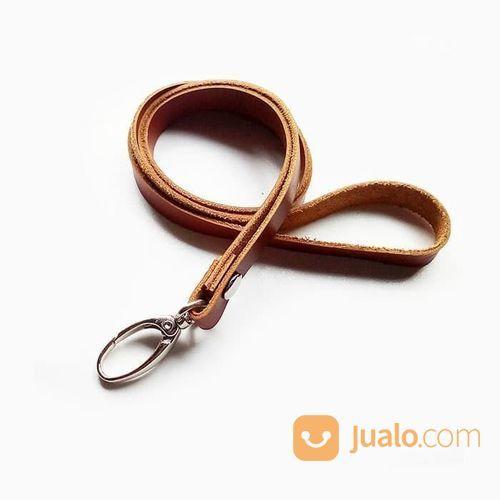 Name Tag Kulit Asli Logo PT. FREEPORT INDONESIA Garansi 1 Tahun - Tempat Id Card. Gantungan Id Card (21051803) di Kota Jayapura