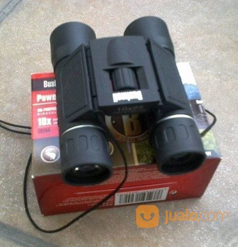 Teropong Bushnell Powerview 10 X 25mm Binocular (21054567) di Kota Jakarta Barat
