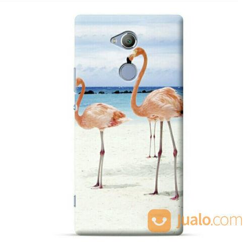 Flamingo Sony Xperia XA2 Ultra Custom Hard Case (21057927) di Kota Bekasi