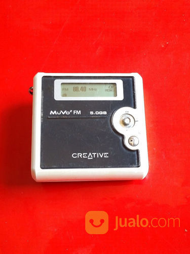 Creative Muvo 2 FM 5 GB Walkman (21067379) di Kota Jakarta Barat