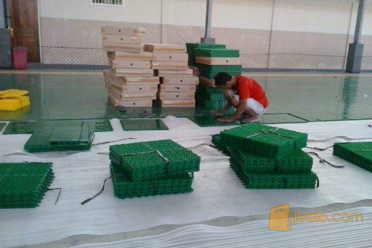 Lantai futsal interlo olahraga sepakbola futsal 2107072
